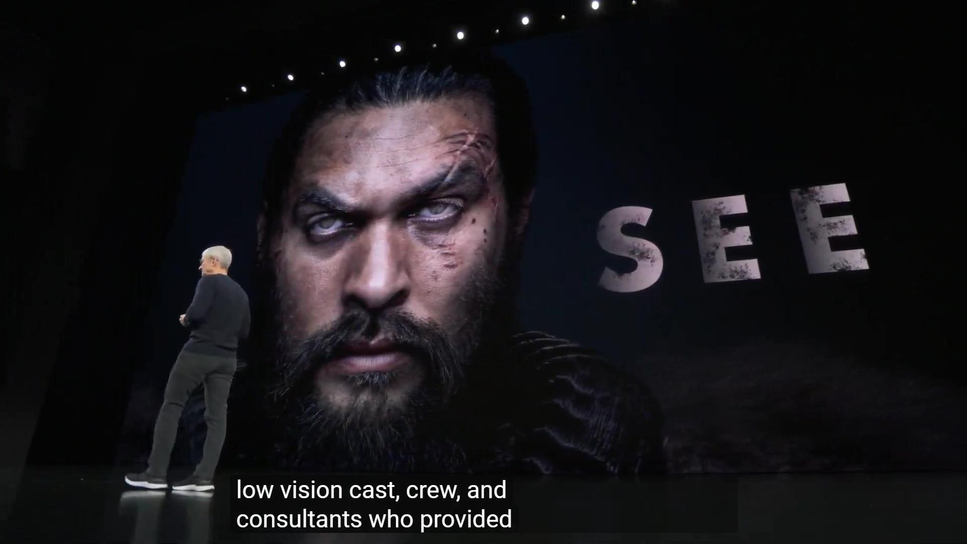 Apple TV+ 影集 SEE