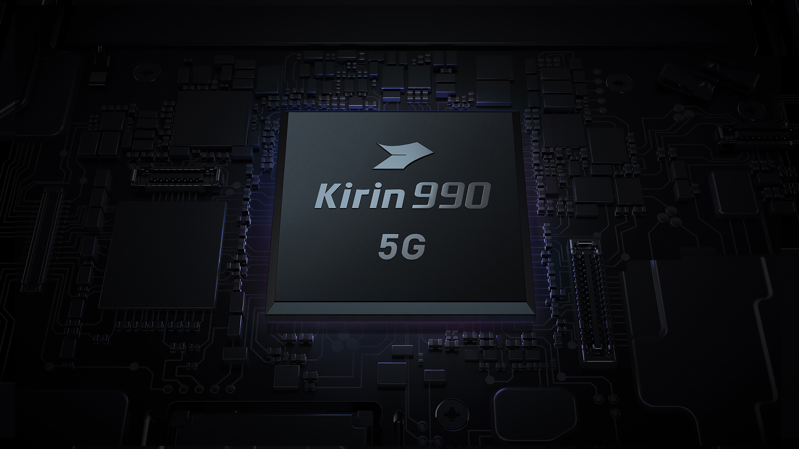 HUAWEI】Kirin 990 5G