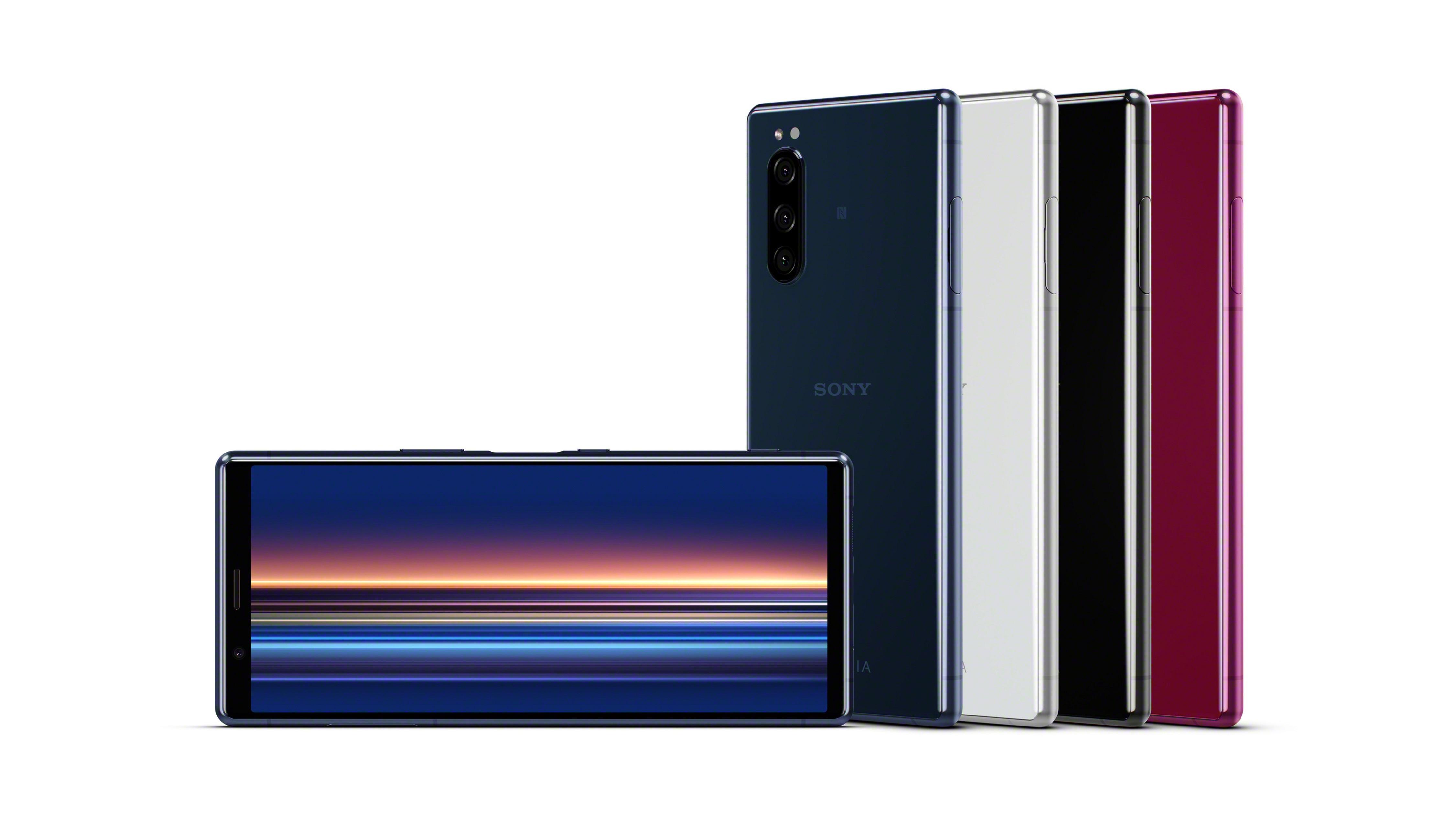 Sony Mobile今0905於2019年IFA發表全新旗艦手機Xperia 5,輕薄美型,創意娛樂體驗,輕鬆一手掌握