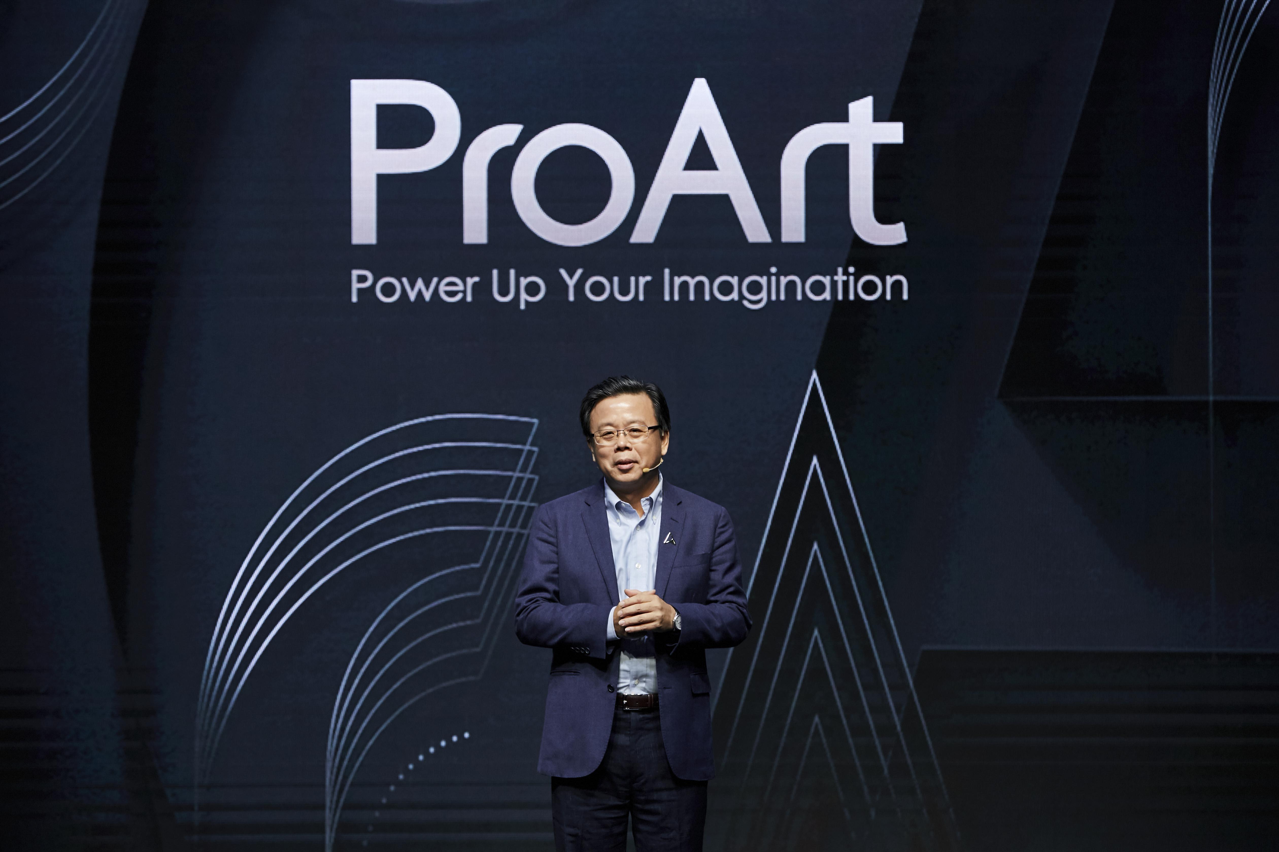 ProArt創作者系列產品,能讓許多內容創作者能夠更專注在創作上,為夢想賦予更多能量。