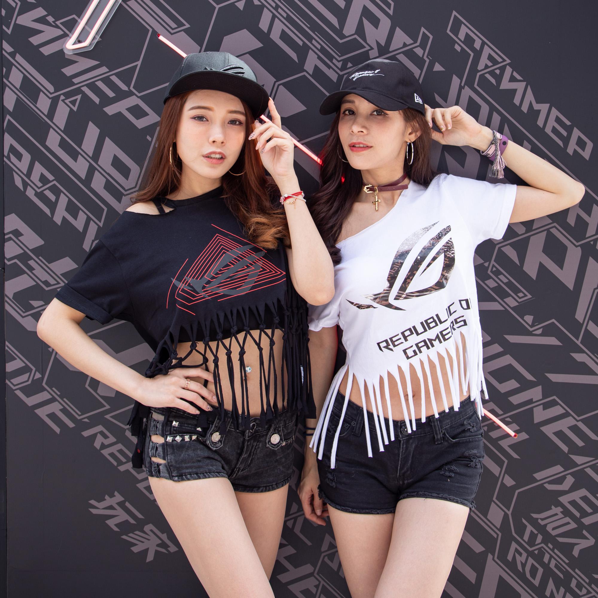 ROG玩家共和國在WirForce 2019推出與美式街頭潮牌New Era聯名設計的棒球帽,僅於展場限定販售,掀起粉絲搶購。