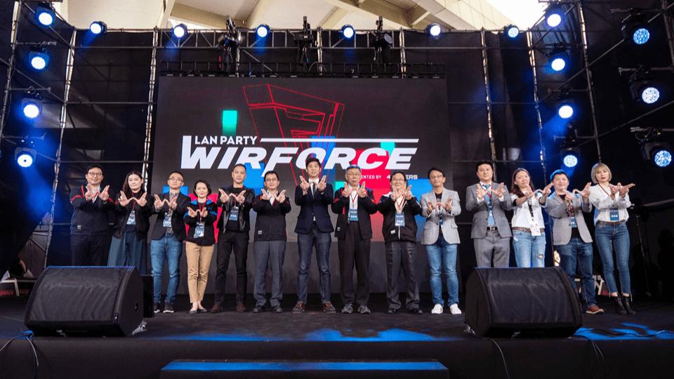 WirForce 2019 「We Make Unity」 以「共造力」打造數位娛樂創新圈