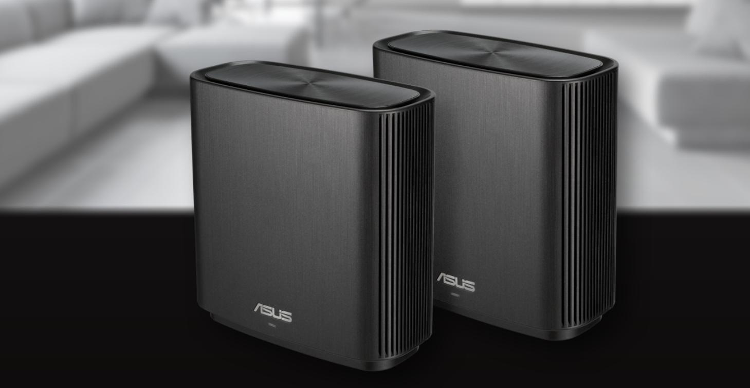 ASUS ZenWiFi AC (CT8)三頻網狀無線路由器超凡登場