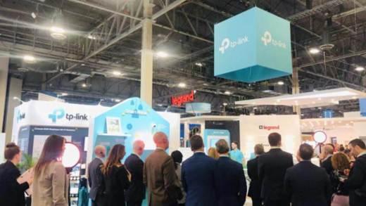 2020 CES 電子大展 TP-Link 宣布推出多款嶄新產品與解決方案