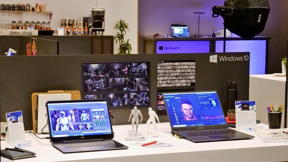 ASUS 華碩 2020 CES 推出全新生活時尚、商用及電競創新產品
