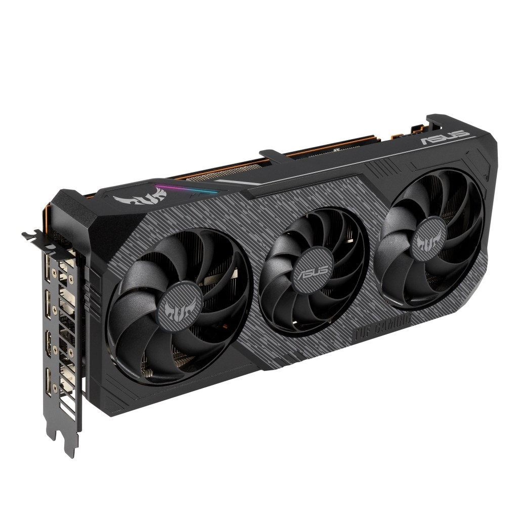 ASUS TUF Gaming X3 Radeon RX 5600 XT EVO顯示卡是玩家不可錯過的裝備首選。