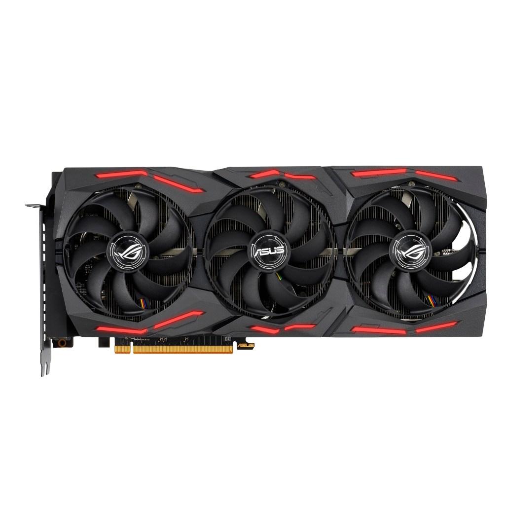 ROG Strix Radeon RX 5600 XT顯示卡兼備超凡效能與極致散熱,是玩家馳騁1080P高畫質遊戲的絕佳配備。