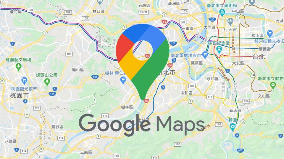 Google Map 建置原理