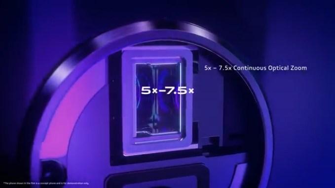 手機真5-7.5倍光學變焦