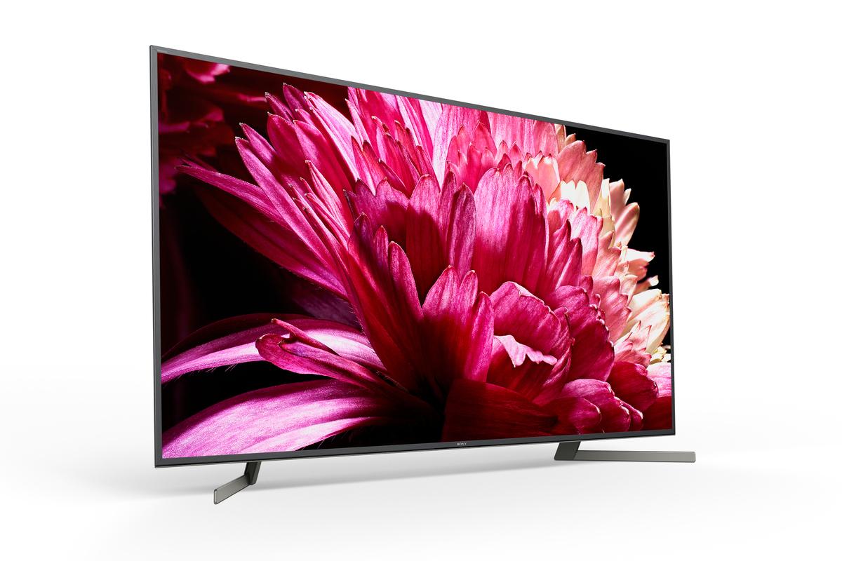 5) Sony BRAVIA 液晶電視X9500G系列智慧強化細膩影像 獨家技術流暢展現非凡動態