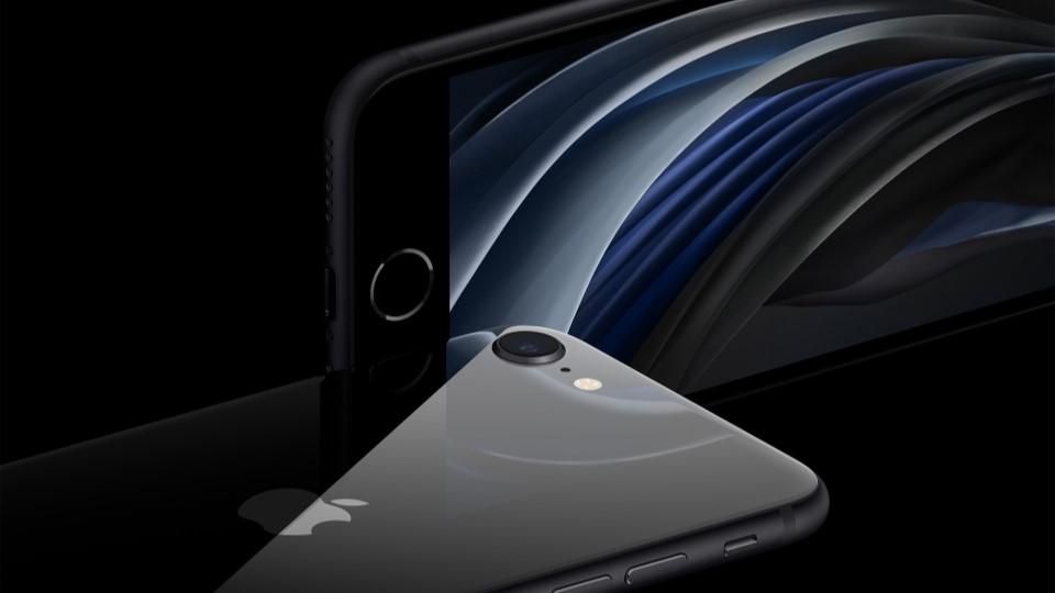 iPhone SE 2020 強大的全新智慧型手機 14500元起
