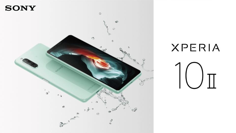 Sony Mobile在台推出萬元防水新機 Xperia 10 II 活力登台