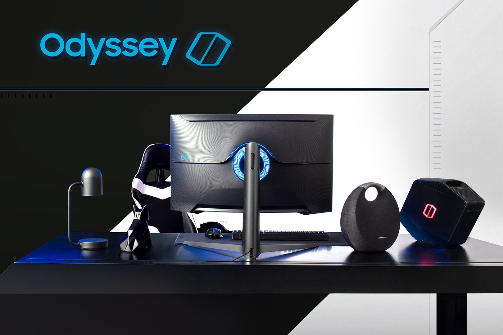 10】玩家首選Odyssey G7 32吋及27吋暢遊電競世界 高速掌控遊戲快感
