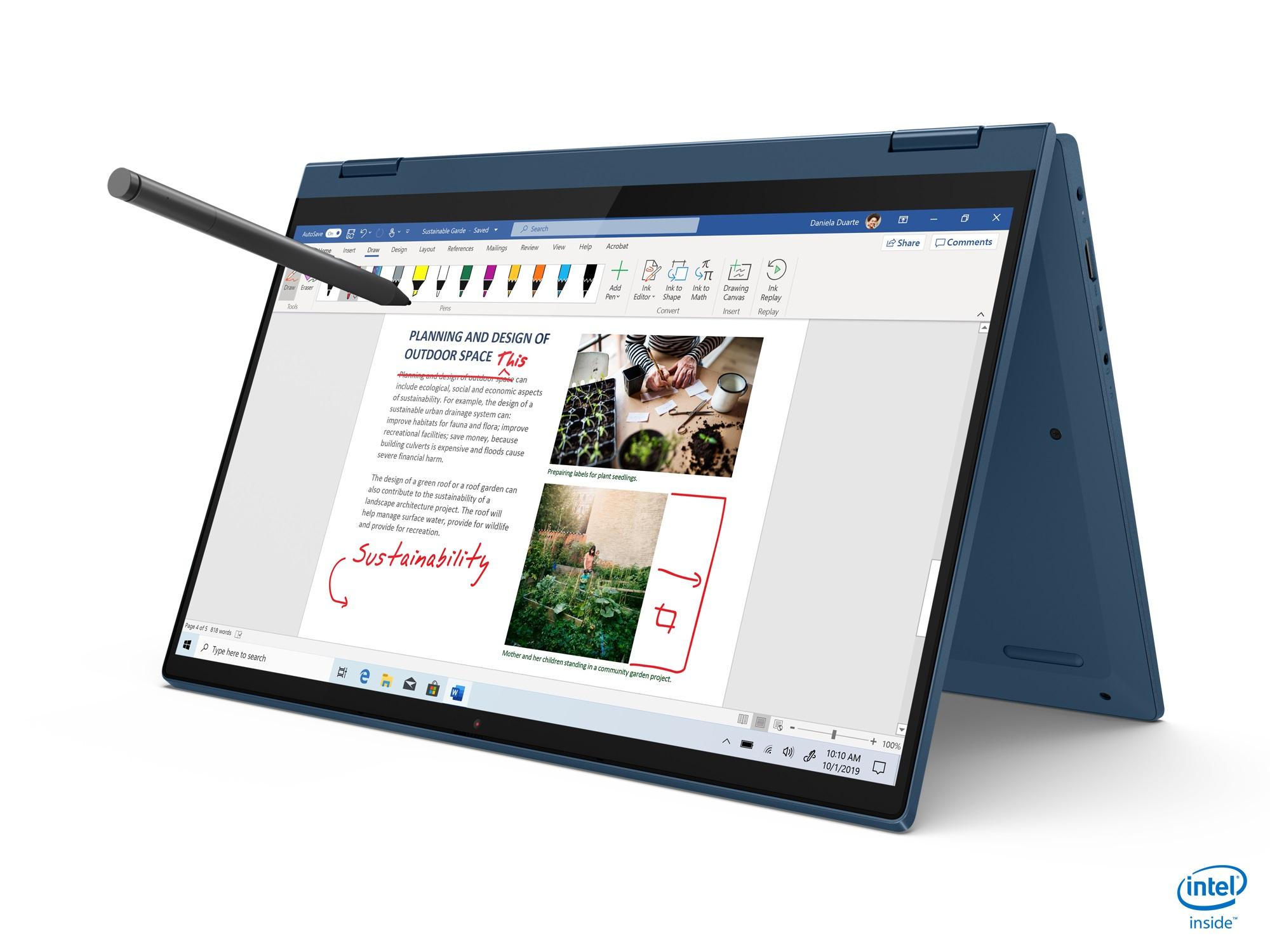 Lenovo IdeaPad Flex 5i (淺藍綠)