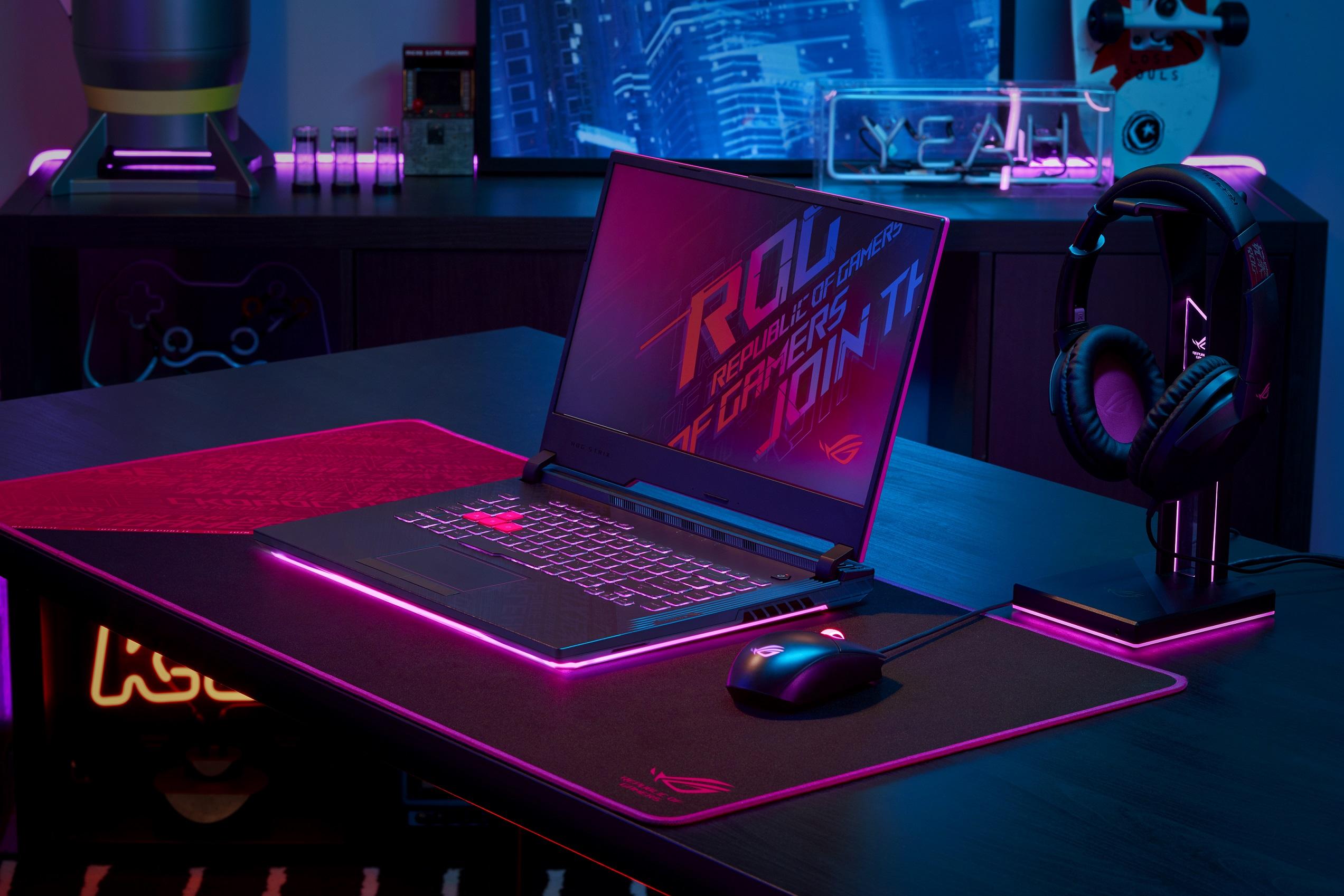 ROG Strix G15電馭粉具備超凡效能、優異散熱,從此掌握遊戲世界的致勝關鍵。