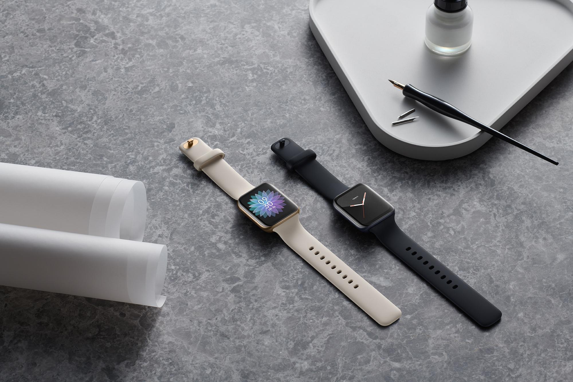 OPPO Watch 系列提供智慧與長續航兩種續航模式,在長續航模式下46mm版本最長可維持21天不斷電,便利又省電。