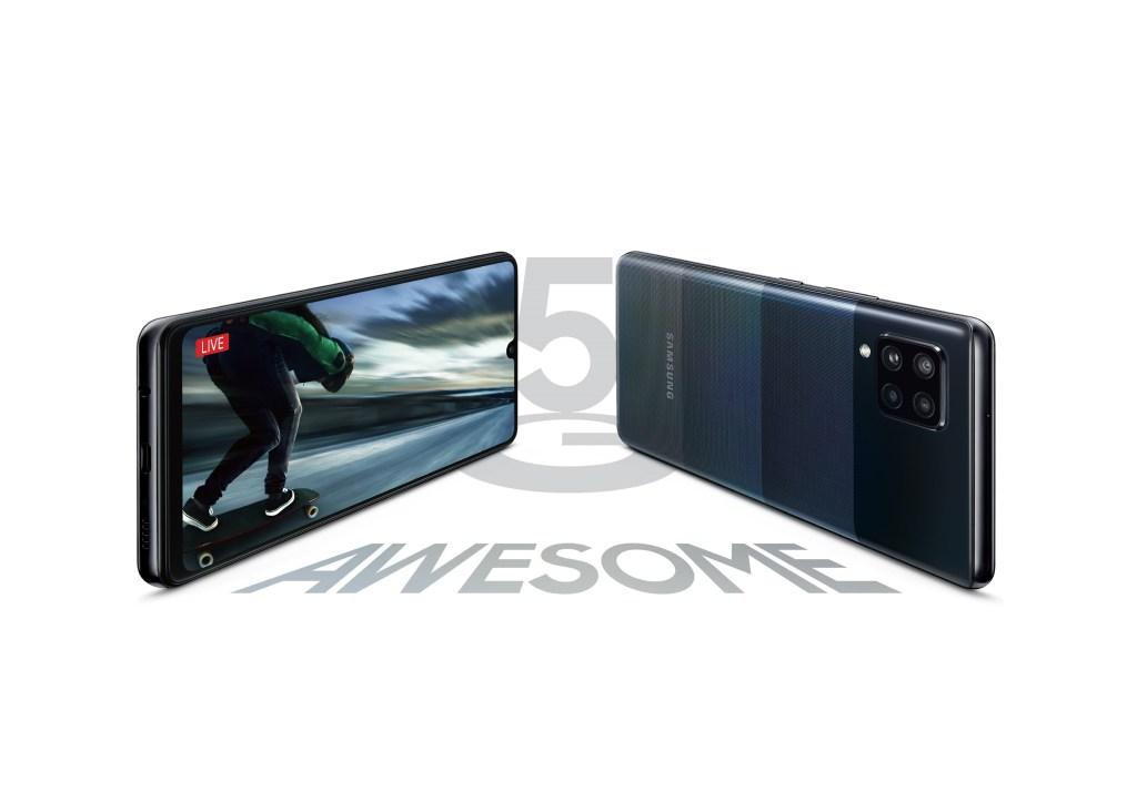 Galaxy A42 5G 8+128GB驚喜登場