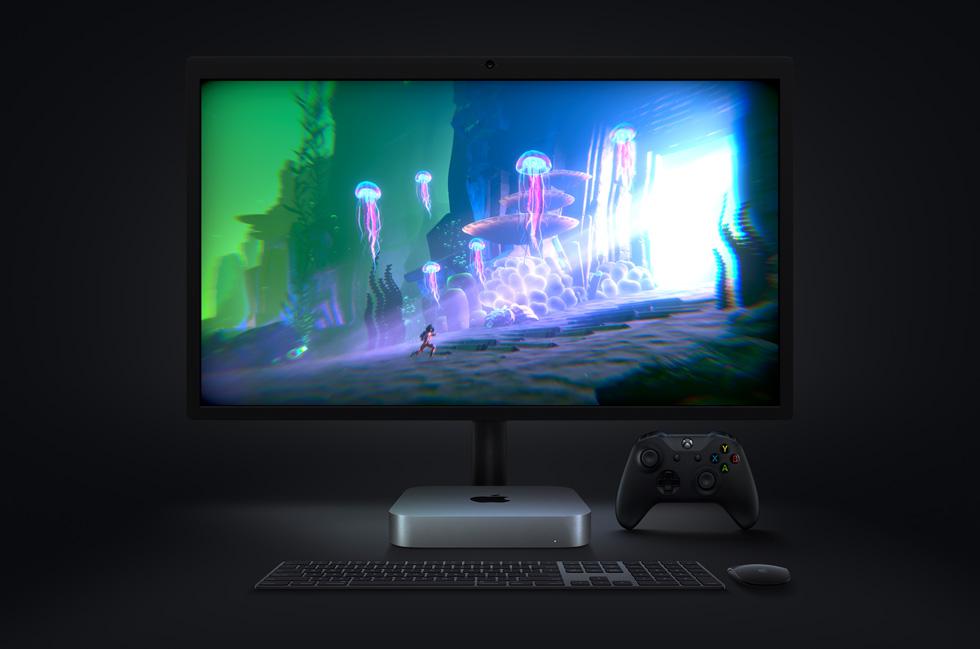 M1 具備 Apple 歷來所打造最先進的 GPU,帶來全球個人電腦中最快速的整合式繪圖處理。