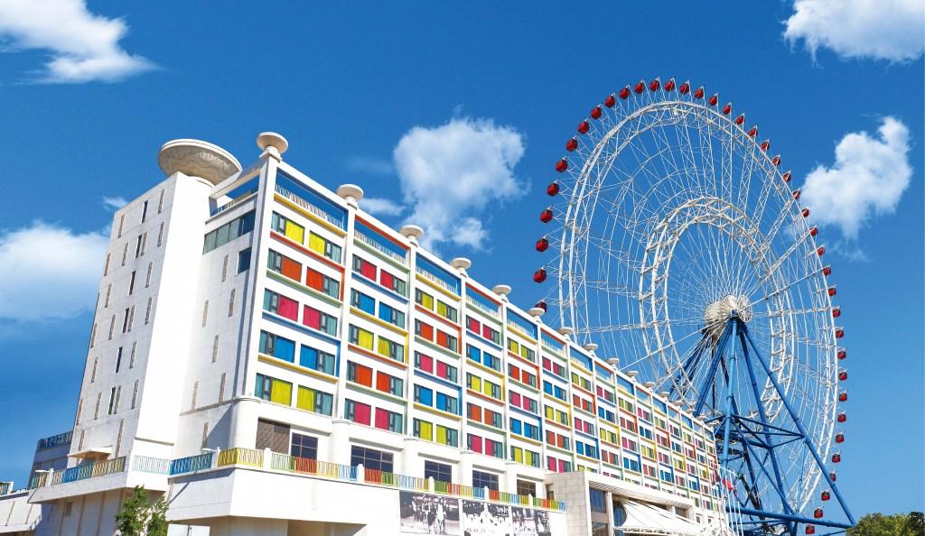 購買vivo手機並上網登錄,可抽麗寶樂園×福容大飯店吃住玩全包雙人假期行程