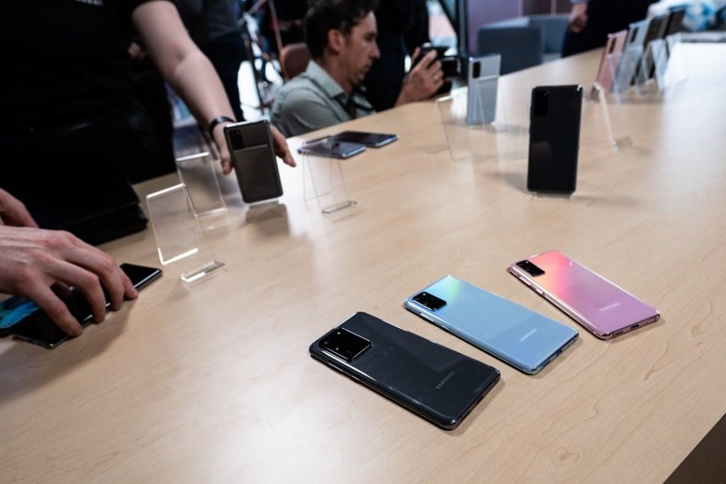 三星以平價5G手機Galaxy A42 5G進場,受大環境影響,價格也隨之蒸發