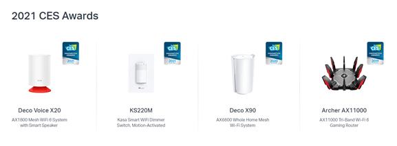 內建Alexa的Deco Wi-Fi 6網狀無線網路