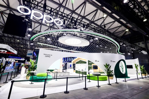 OPPO於MWC-2021上海登場,詮釋以「融慧-致善」為主題的智慧融合景象