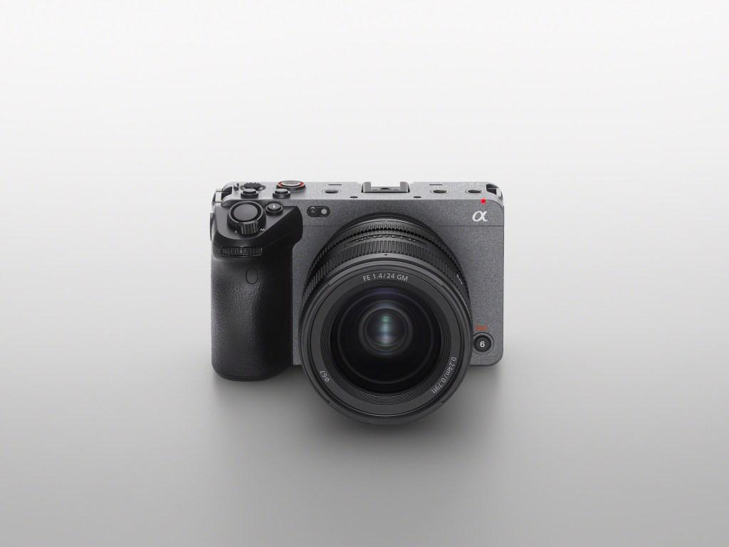 Sony FX3 專為舒適的獨立拍攝體驗而設計,完美結合