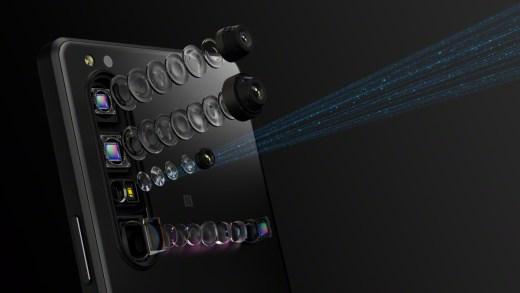 Xperia-1-III 及 Xperia-5-III 領先智慧手機業界