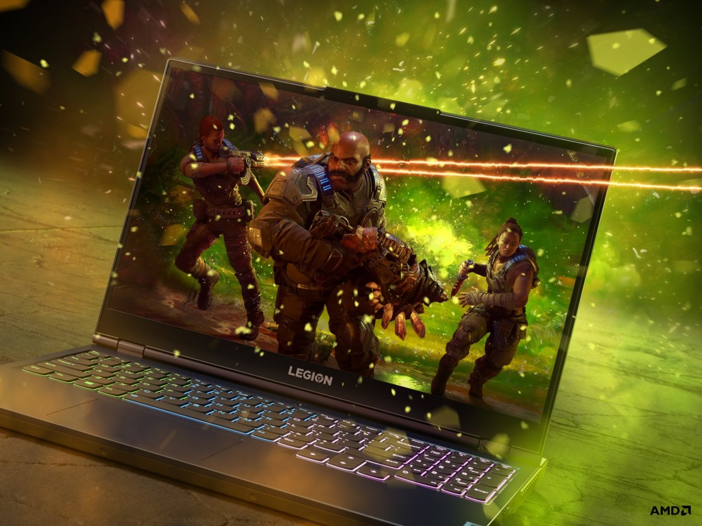 Lenovo 發表全新搭載Intel第11代Core H系列處理器的Legion電競筆電,新品將於下半年陸續上市。