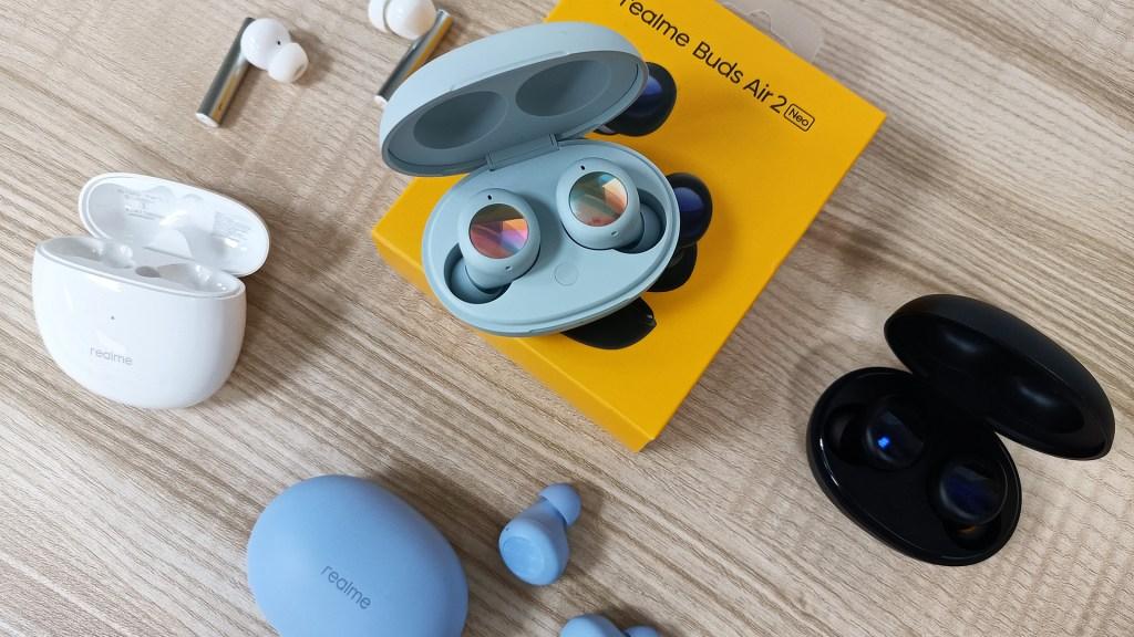 realme秉持潮流設計的堅持,推出低飽和色系新選擇。