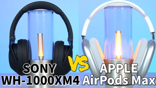 APPLE AirPods Max 開箱 vs SONY WH-1000XM4