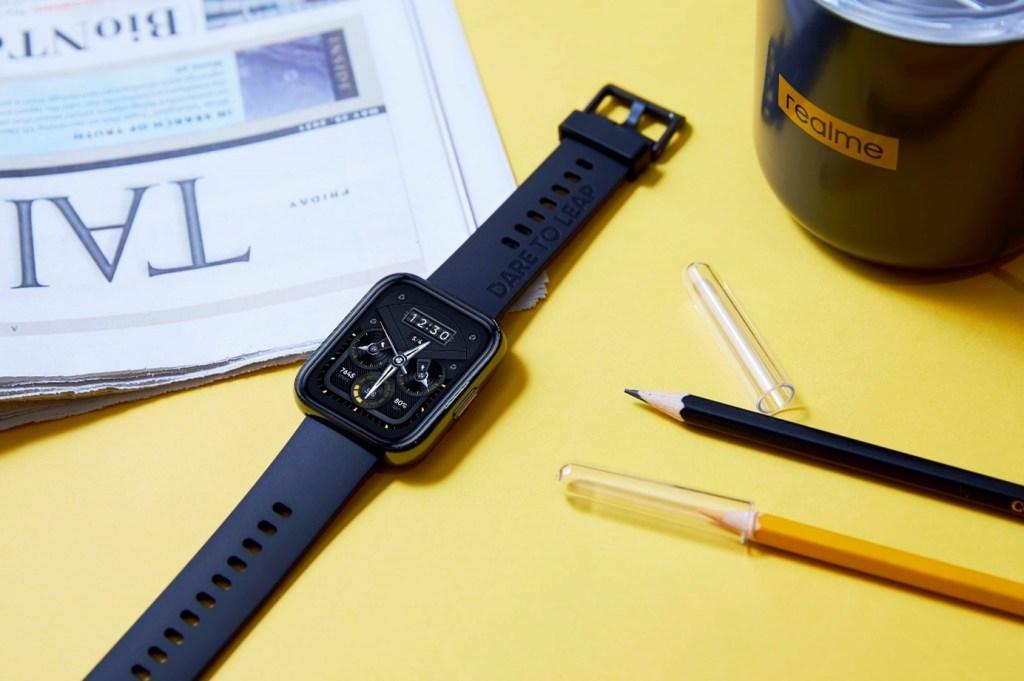 realme Watch 2 系列完美結合智慧、運動與潮流,是智慧潮玩生活的最佳體現。