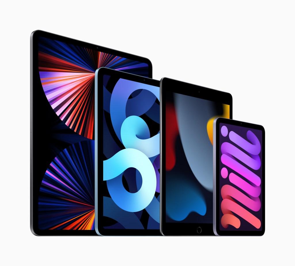 第 9 代 iPad