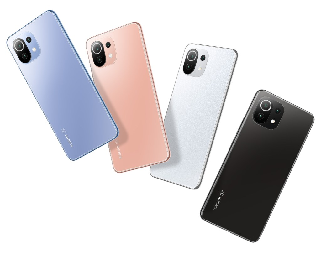 Xiaomi-11-Lite-5G-NE-好評改版,全面輕襲用戶的時尚領域
