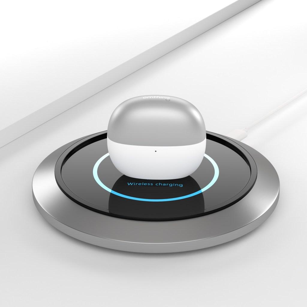 omthing-AirFree-2-真無線藍牙耳機,滿電狀態更可持播放25小時不間斷。