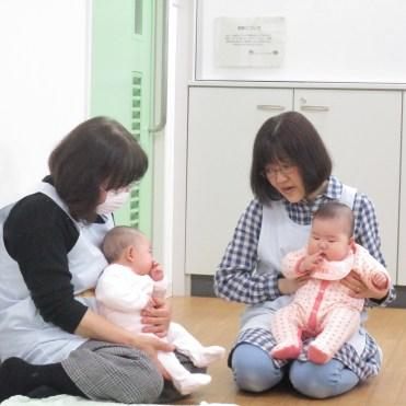 5か月の双子ちゃん★
