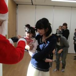 サンタさんにもらったよ!