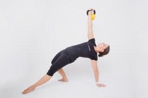 Muskeln definieren mit Functional Training und der Kettlebell