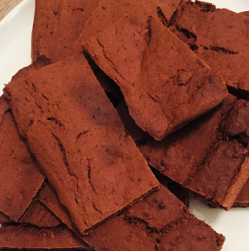 Low-Carb-Rezepte: Protein-Brownies