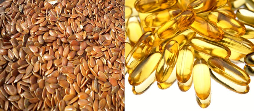 Omega-3 confusion. So Fish Oil or Flax Seed Oil?