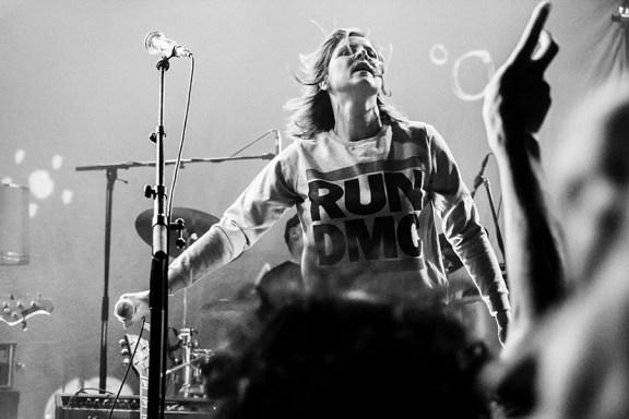 """Berlin-Kreuzberg, Lido, Konzert """"Throw That Beat In The Garbagecan"""" 9/2014"""