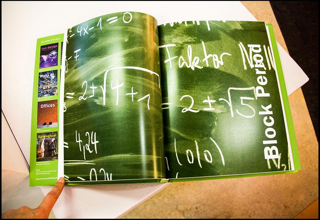 Foto, School, Buch
