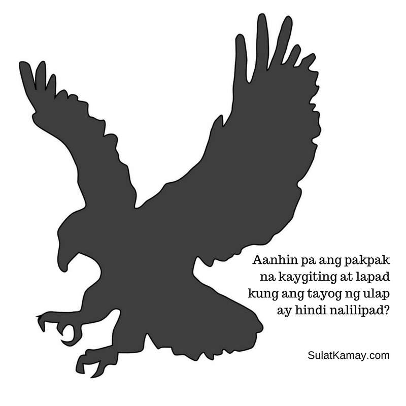 Aanhin Pa Ang Pakpak