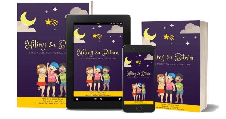 Hiling sa Bituin (Isang Koleksyon ng mga Pangarap) BOOK FOR A CAUSE