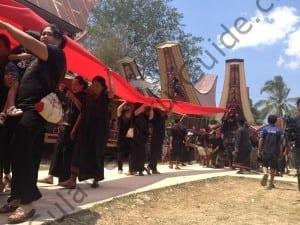 Funeral Ceremony in Toraja Tours