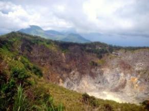 Mahawu Crater Minahasa Highland Tour