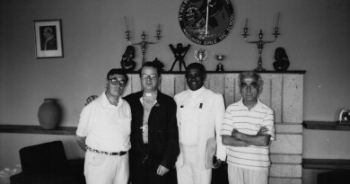 L'impegno della diocesi per la missione di Camp Garba