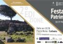 """Carbonia. 18 e 19 maggio """"Festa del Patrimonio"""""""