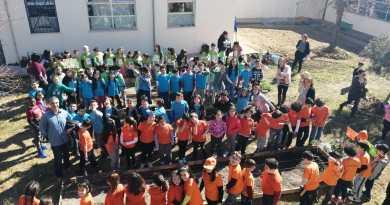 Iglesias. Educazione ambientale e integrazione alla scuola G. Deledda
