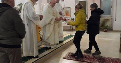 Il volontariato vincenziano riunito in preghiera